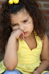 Disturbed Child