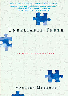 Unreliable Truth Book Cover